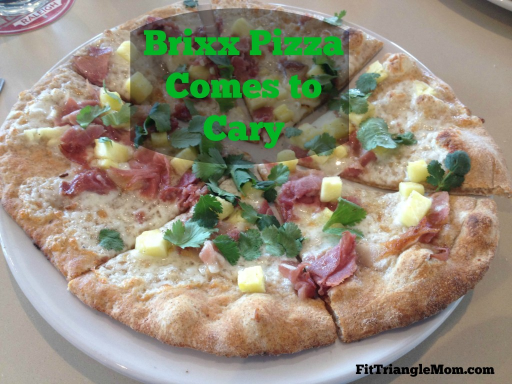 Brixx Pizza Comes to Cary