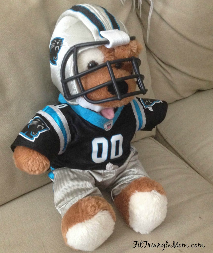 Teaching kids through football. Learn life lessons while watching the Carolina Panthers. Have Fun.
