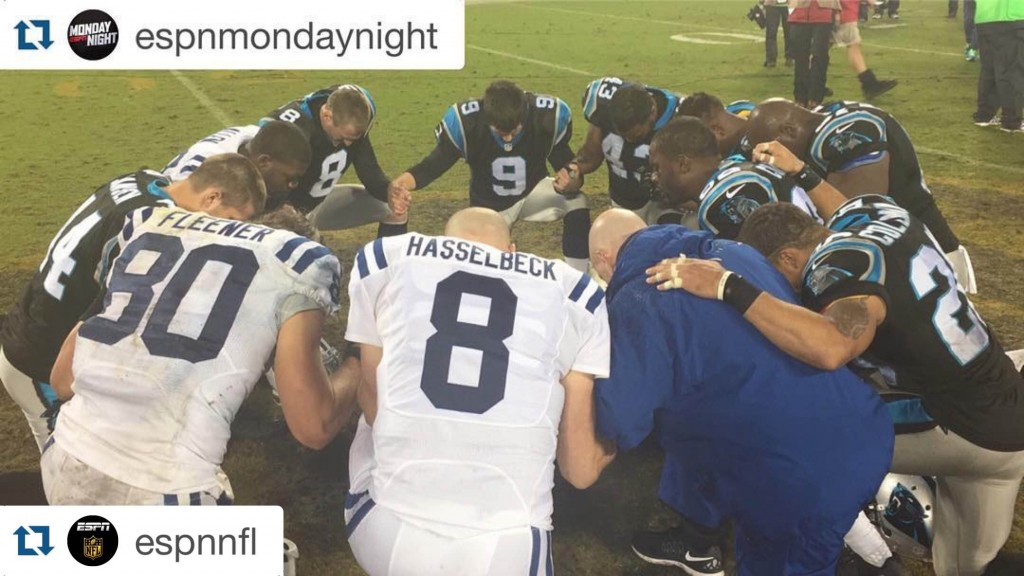 humble yourself in the site of the Lord and he will lift you up. Life Lessons through football. #prayer