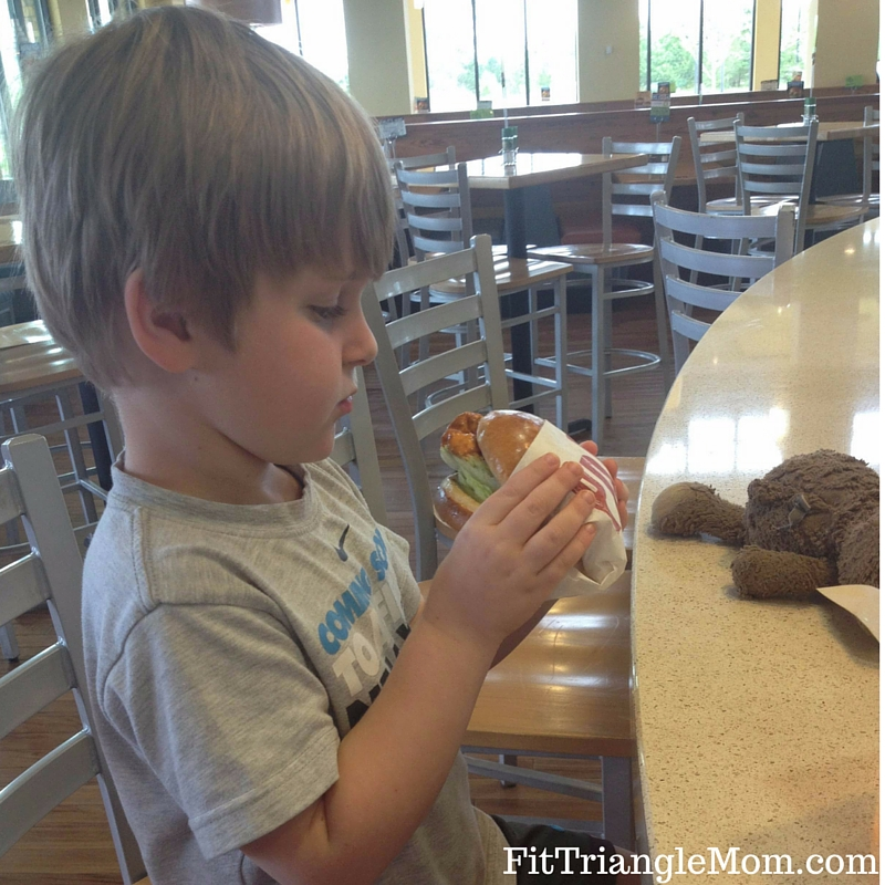 PDQ a fast casual dining restaurant serves fresh chicken tenders, salads and sandwiches.