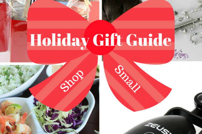 Holiday gifts from local businesses for everyone on your Christmas list.