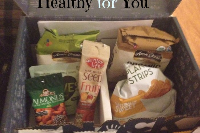 Snack Nation delivers customized healthy snacks to your home. Try a box for free. Healthy snacks that help others. #sponsoredpost
