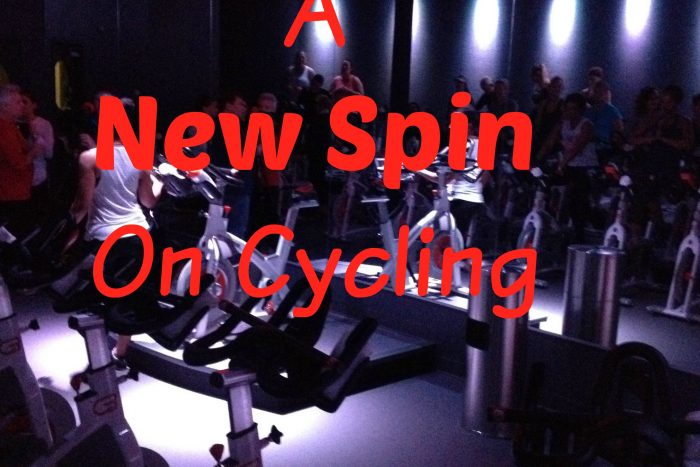 CycleBar offers a full body workout in a theater like room that feels like a dance party.