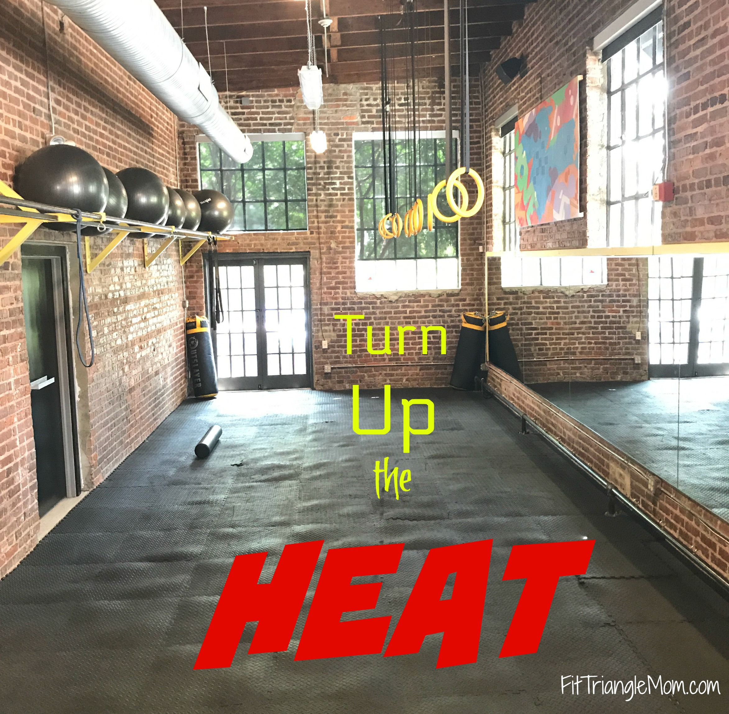 Heat Strong a fitness studio in Raleigh takes your fitness journey to the next level.