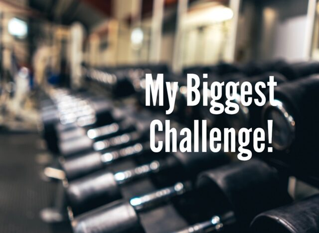 my biggest challenge, overcoming the obstacles of 2020