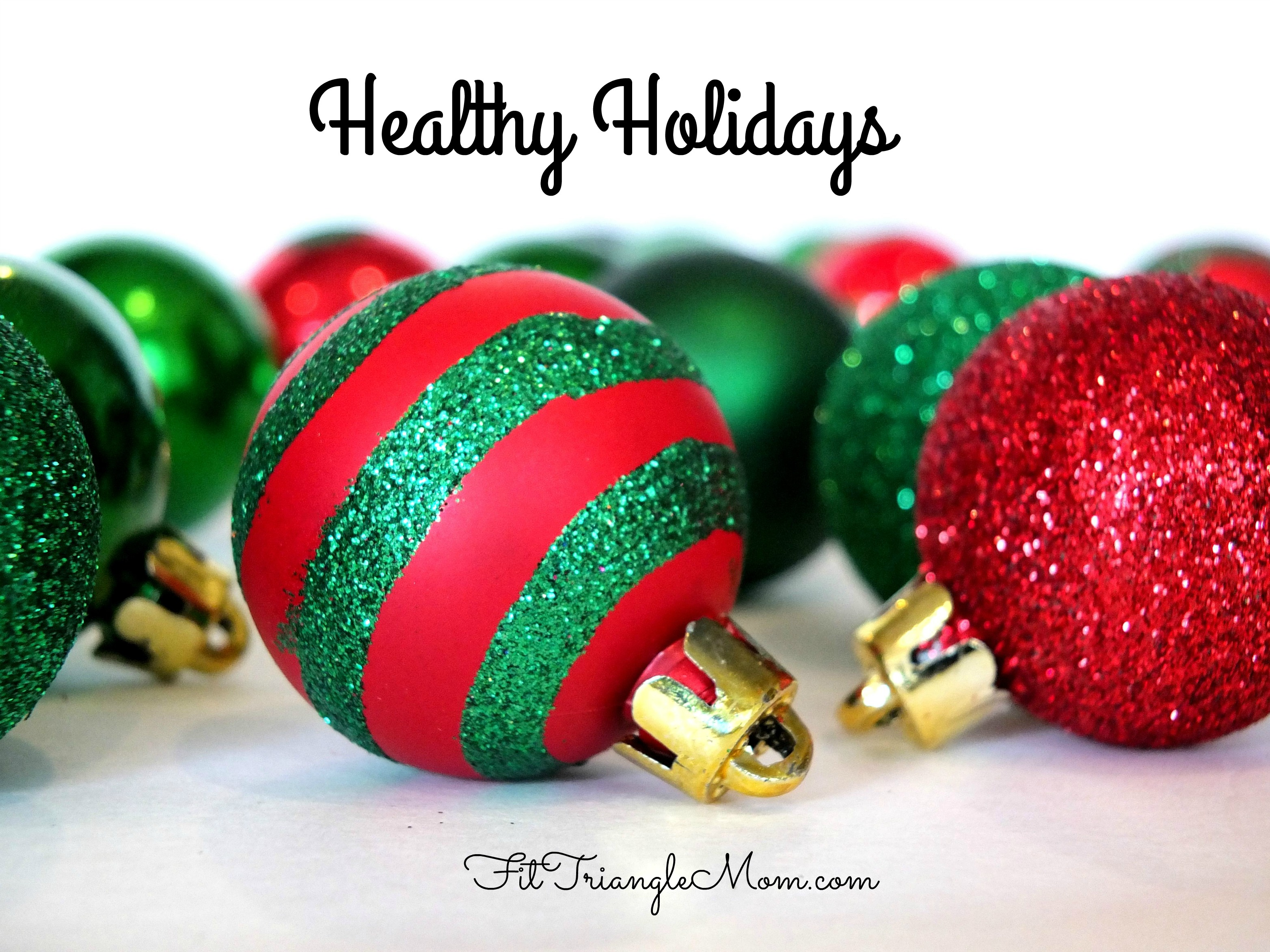 Your guide to healthy living during a busy holiday season with easy recipes and more.