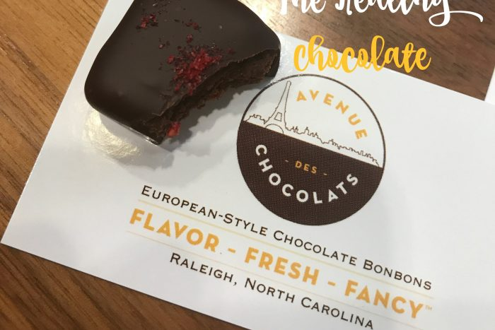 Healthy Chocolate made with fresh ingredients - Avenue Des Chocolats